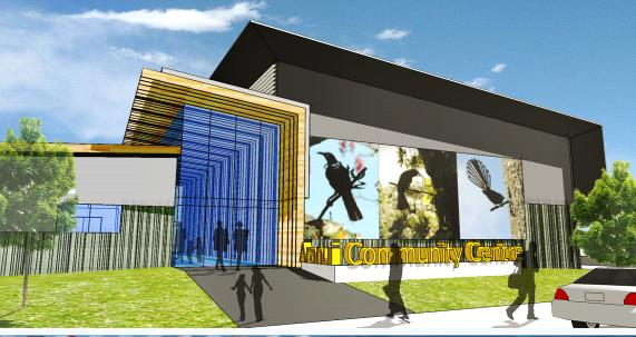Artists impression from CCC Feb 2014